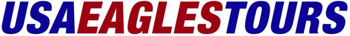 Footer USA Eagles Tours Logo