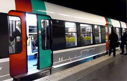 Transportation - train